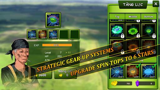 Spin Top Fighter: Beyblade Revolution 2.3.8 5