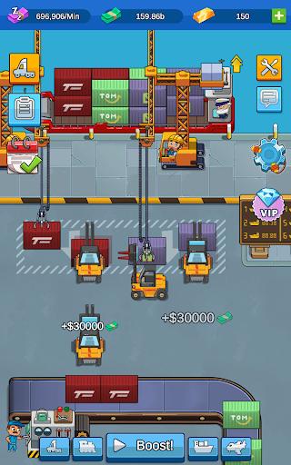 Transport It! - Idle Tycoon filehippodl screenshot 24
