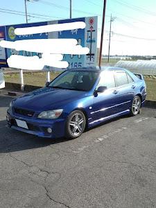 アルテッツァ SXE10 rs200 zエディションの洗車のカスタム事例画像 ポポ@アルテッツァさんの2019年01月20日23:03の投稿