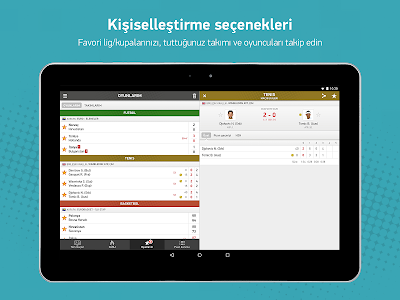 FlashScore Türkiye screenshot 8