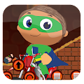 moto hill why : super racing