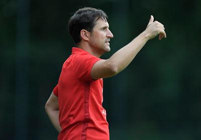 """Benat San José, le coach d'Eupen après la victoire contre l'OFI Crète : """"Je suis heureux pour deux raisons"""""""