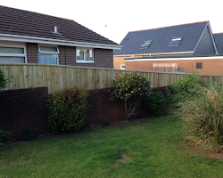 fencing service in Budleigh salterton