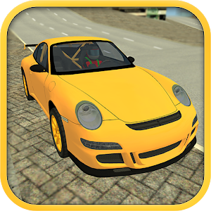 Extreme Car Driving 2016 for iPhone logo