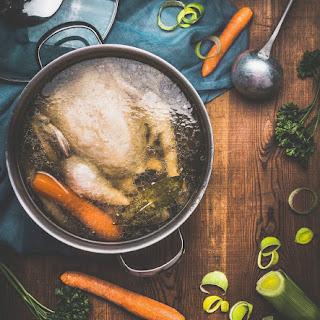 Turkey Stock Recipe
