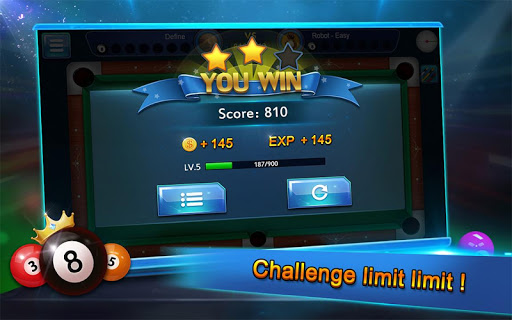 Ball Pool Billiards & Snooker, 8 Ball Pool apkpoly screenshots 6