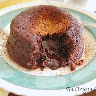 Quick And Easy Lava Cakes