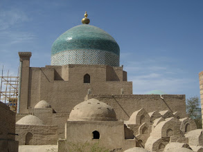 Photo: Khiva - Pakhlavan Mahmoud mausoleum