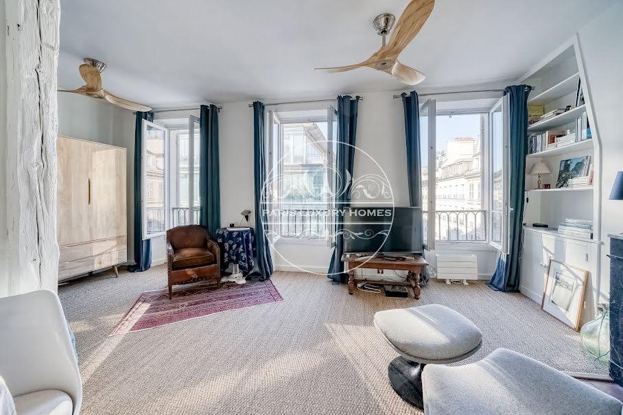 Vente appartement 2 pièces 34 m² à Paris 1er (75001), 695 000 €