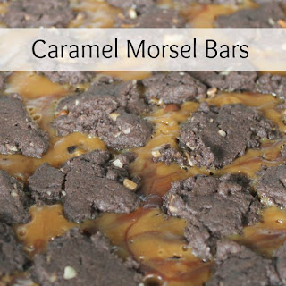 Caramel Morsel Bars