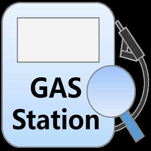 附近加油站 - 尋找附近中油&台糖加油站資訊 旅遊 App LOGO-硬是要APP