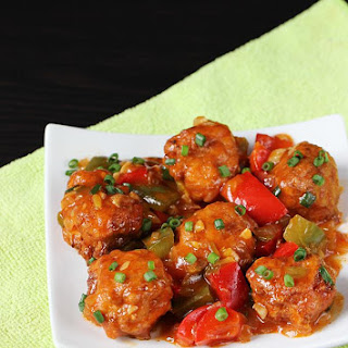 Chicken Manchurian Recipe, How To Make Chicken Manchurian