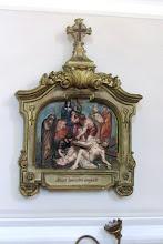 Photo: *XI. stáció: Jézust keresztre szegezik Atyám bocsáss meg nekik, mert nem tudják, mit cselekszenek (Lk 23,34)