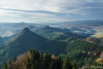 Photo: Widoczek ze szlaku na Trzy Korony