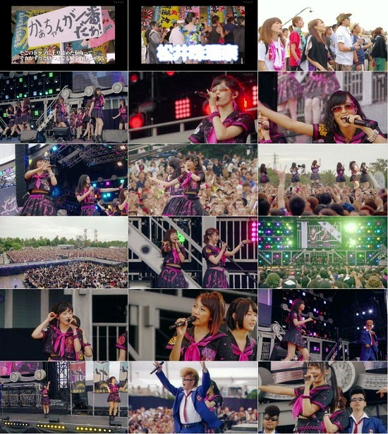 (TV-Music)(1080i) AKB48 part – 氣志團万博2014 141102