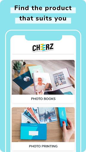 CHEERZ- Photo Printing screenshots 3
