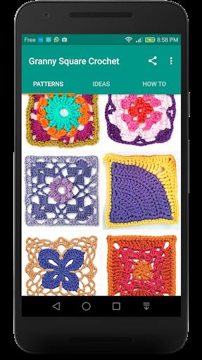 DIY : Granny Square Crochet 1.7 screenshots 1