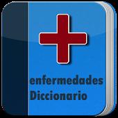 enfermedades diccionario