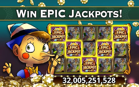 Slots: Epic Jackpot Slot Machines Free Games Apk  Download For Android 5