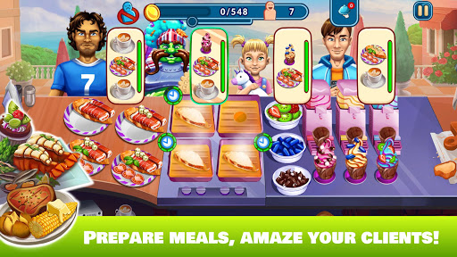 Cooking Festival 1.3.0 screenshots 3