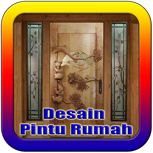 Design of house door