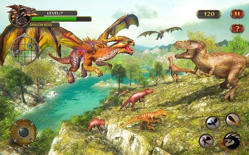 Dragon Simulator Attack 3D Game 2.2 screenshots 1