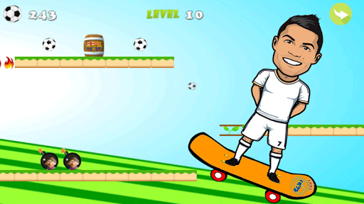 The Adventures Of Ronaldo