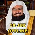 Abdurrahman As-Sudais Full Offline Al Quran MP3 icon