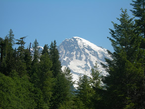 Photo: Mount Rainier, Staat Washington