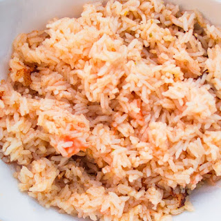 Quick and Easy Spanish Rice In The Rice Cooker