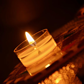 candle by Sushmita Nanda - Artistic Objects Other Objects