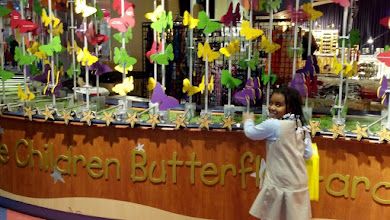 Photo: in front of the Butterfly Garden