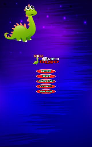 Dino Egg Shooter Game