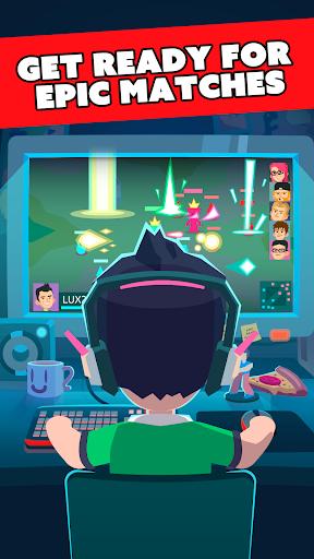 League of Gamers: Be an Esports Legend! 1.4.3 screenshots 1