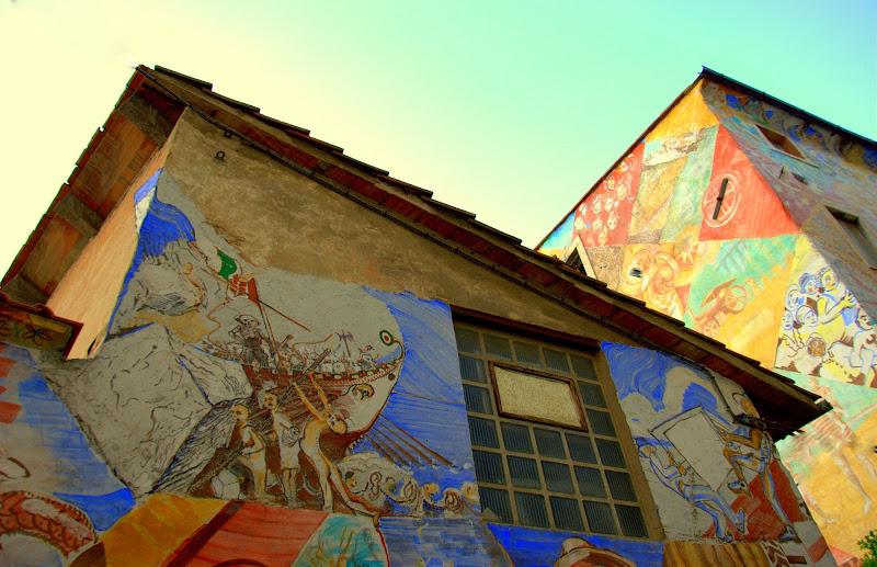 A casa di Kandinsky di Dama