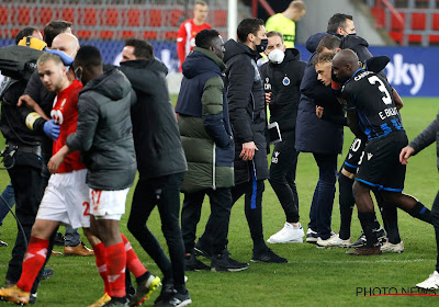 Commotie breekt los in Luik nadat arbitrage twee keer van besluit verandert en uiteindelijk goal Okereke afkeurt