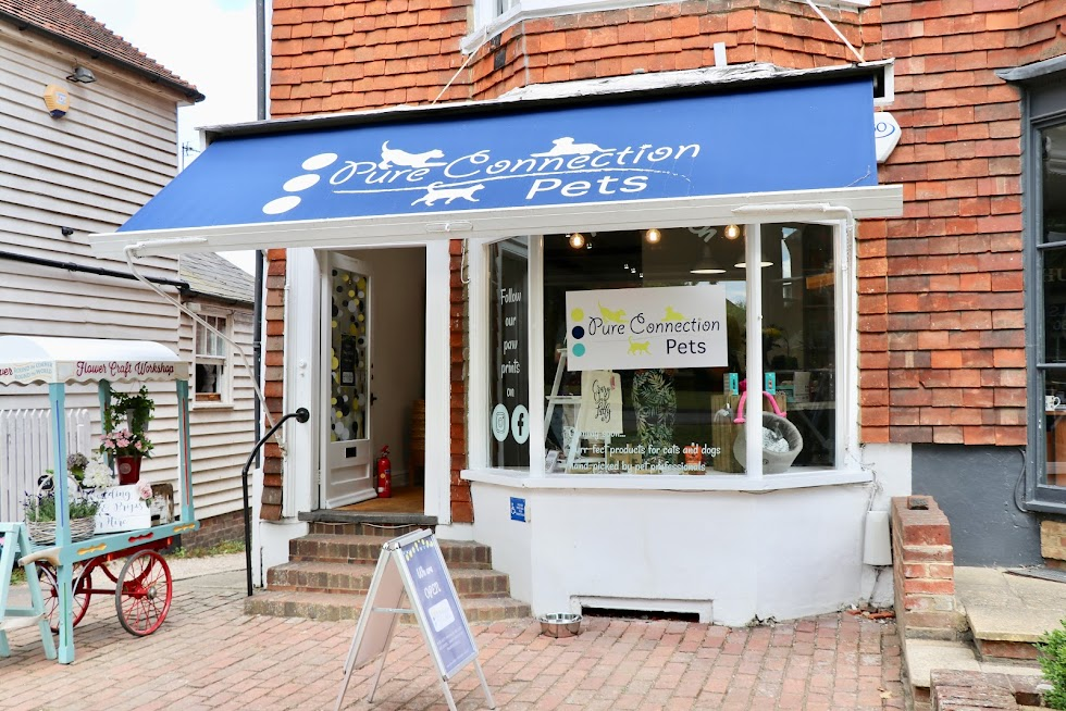 Pure Connection Pets Pet Shop 104 High Street Tenterden