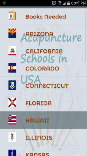 Acupuncture Schools in USA.