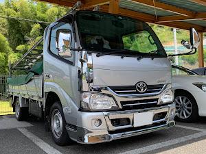 ダイナトラックのカスタム事例画像 NAOさんの2020年08月18日12:35の投稿