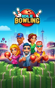 Idle Bowling Tycoon Screenshot