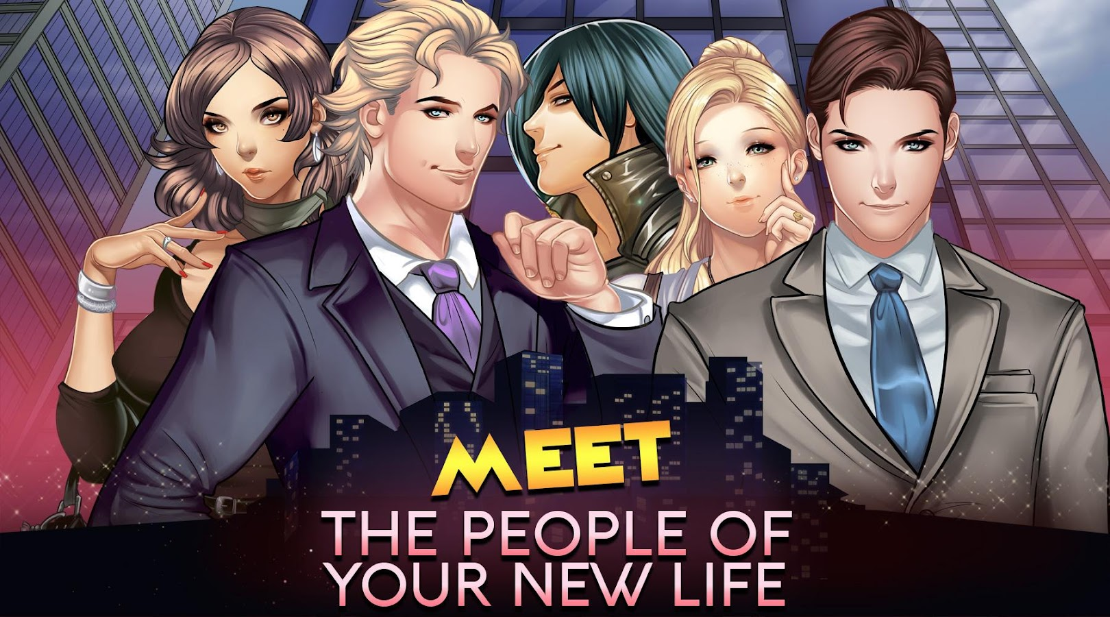Dating sims giochi