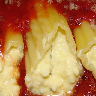 Manicotti Ricotta Cheese Recipes