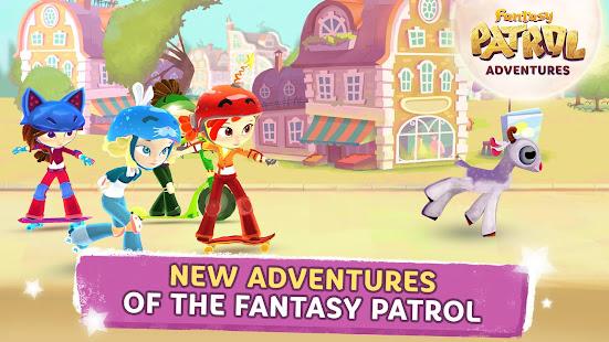 Fantasy patrol: Adventures - náhled