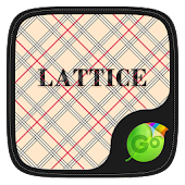 Lattice GO Keyboard Theme