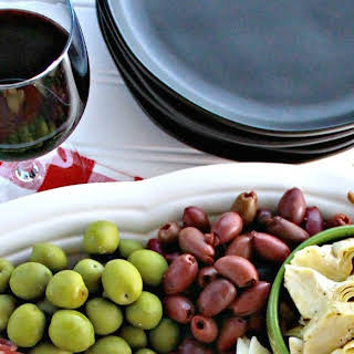 Italian Antipasto Meat And Cheese Platter Recipes.