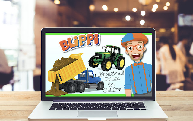 Blippi HD Wallpapers Kids Theme