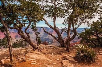 Photo: South Rim of Grand Canyon Nation Park, Arizona, USA