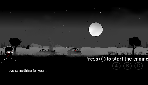 BLUE ROAD OF ILLUSIONS 2d horror android2mod screenshots 2