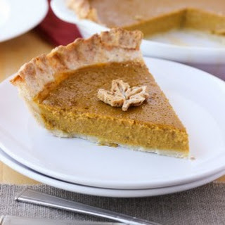 Gluten-Free Pumpkin Pie {Dairy-Free}