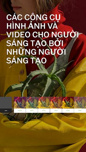 VSCO Mod Apk - Phần mềm chụp ảnh nâng cao